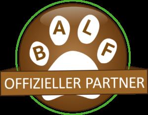 Balf tiernahrung Partner Signet 300x233 - Unsere Marken